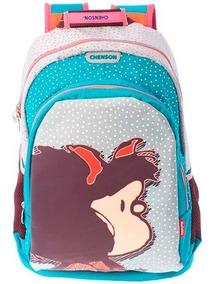 Mochila Grande Mafalda Ma63076-2