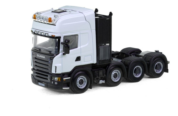 Wsi Scania R5 Top Line 8x4 03 1066 N/tekno Nzg