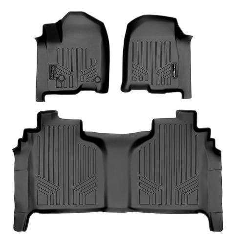 Smartliner® Pisos Calce Perfecto Chevrolet Silverado 2019+