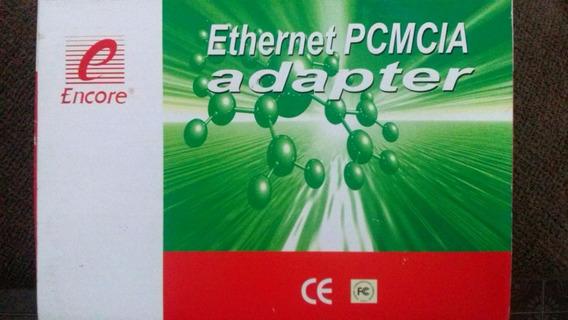 Placa Ethernet Pcmcia Adapter Encore - Modelo:enp832-tx-pc