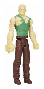 Boneco Sandman Homem Areia (homem Aranha) 30cm Hasbro