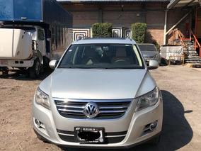 Volkswagen Tiguan 2.0 Tiptronic Climatronic Qc Piel At