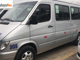 Mercedes-benz Sprinter Van 313 Luxo - Ano 2004 - Johnnybus