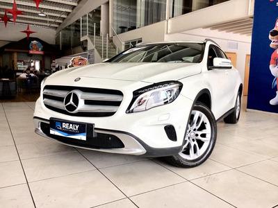 Mercedes-benz Gla 200 1.6 Cgi Advance 16v Turbo Flex 4p