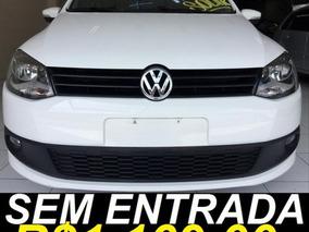 Volkswagen Fox Highline 1.6 Único Dono 2014 Branco