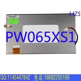 Tela Lcd 6.5 Polegada Display Pw065xs1 Sem Thouch