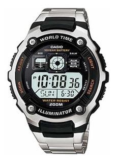 Reloj Casio Caballero Original 01 Año Garantía Envío Gratis