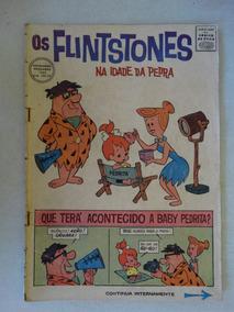 Os Flintstones Nº 6! Ano 2! O Cruzeiro Nov-dez 1964!
