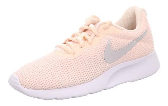 Zapatillas Nike Tanjun Urbanas Mujer Nuevas 812655-800