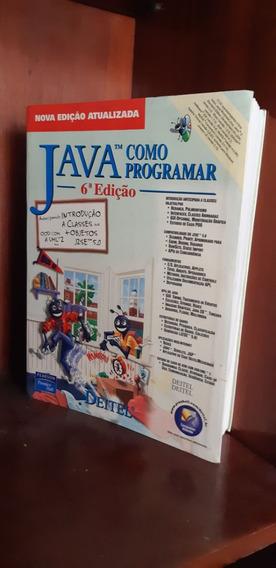 Java Como Programar - 6ª Edição