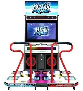 Pump It Up Prime Cx 43 Monitor