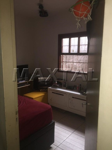 Imagem 1 de 12 de Casa Térrea Próximo Ao Metrô Tucuruvi Com 3 Dormiórios - Mi85724