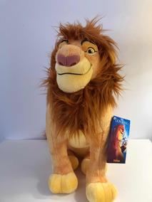 Pelúcia Mufasa- Filme Rei Leão Disney Original