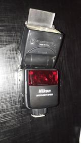Flash Nikon Sb-600 Ttl Speedlight