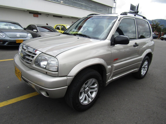 Chevrolet Grand Vitara Mt 1600cc 4x4
