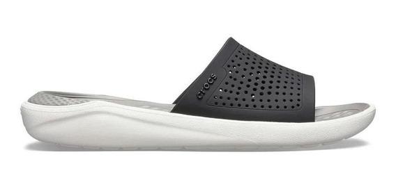 Crocs Sandalia - Literide Slide Blk