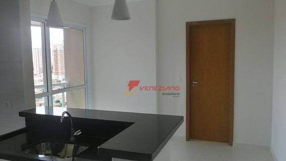 Apartamento Residencial À Venda, Vila Independência, Piracicaba. - Ap0419