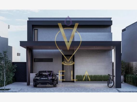 Casa En Venta En Casa En La Pedrera Residencial, Prototipo La Cima, Real Del Valle, Mazatlan