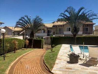Casa Com 3 Dormitórios À Venda, 80 M² Por R$ 600.000 - Parque Rural Fazenda Santa Cândida - Campinas/sp - Ca6877