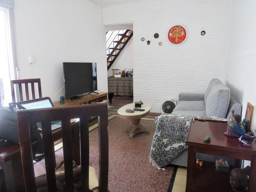 Buceo Excelente Ubicación Apartamento Dos Dormitorios Y Patio