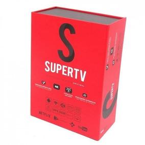 Smart Android Super Tv (red) Original Pronta Entrega