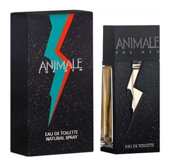 Perfume Animale For Men 30 Ml - Lacrado - Selo Adipec