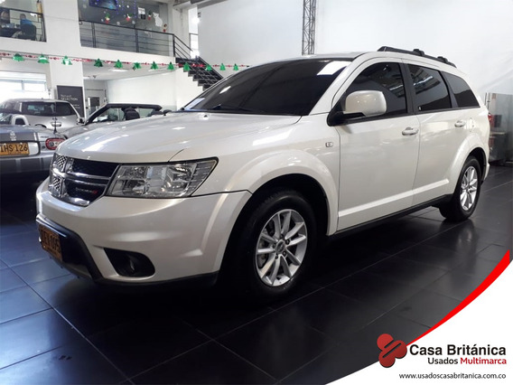 Dodge Journey Automatico 4x2 2400cc Gas Gasolina