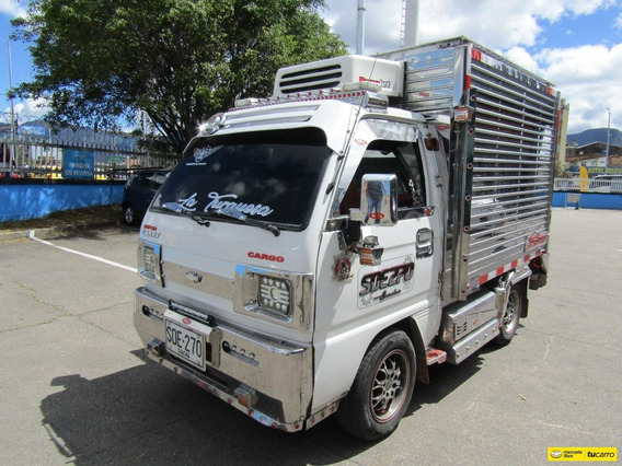 Chevrolet Super Carry Furgon