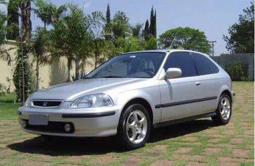 Honda Civic Vti 160 Hp