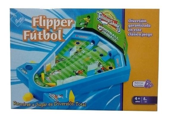 Juego De Mesa Flipper Futbol Electrónico El Duende Azul 6292