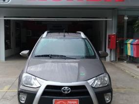 Toyota Etios Cross-at 1.5 16v Flex, Lsx9739