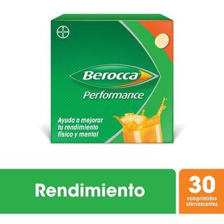 Berocca Performance X30 Comprimidos Efervecentes