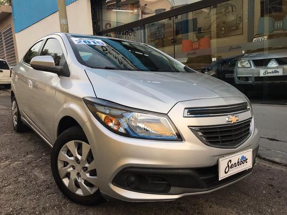 Chevrolet Prisma Lt 1.4 Flex Completo 2015 - Prata