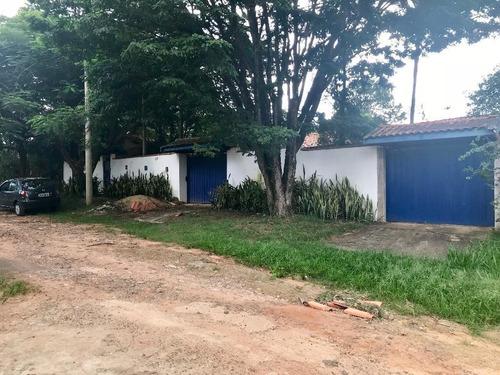 Excelente Chácara Residencial Para Venda, Village Campinas Sp - Ch0363