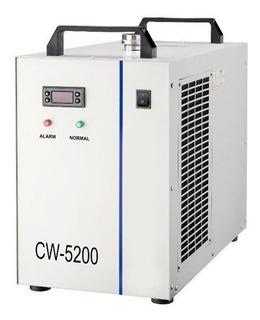 Chiller Industrial Cw5200 Refrigerado Por Agua Laser Cw5000