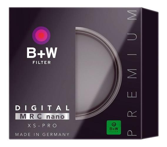 Filtro B+w Xs-pro Uv Haze Mrc-nano 52mm (made In Germany)