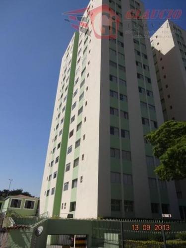 Apartamento Para Venda Em Taboão Da Serra, Vila Santa Luzia, 2 Dormitórios, 1 Banheiro, 1 Vaga - Ap0160_1-1009825