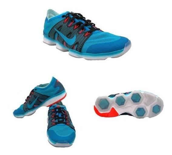 Tenis Nike Azul Air Zoom Fit Agility 2 Feminino Dia A Dia