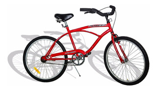 Bicicleta Playera Rdo 26, Pioneer Doble Freno Reforzada