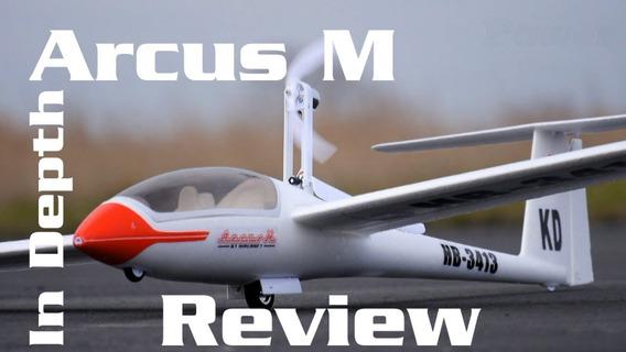 St Modelo Arcus M Brushless Ep Glider Rr 87.4 Snna1066