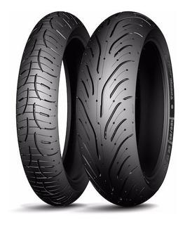 Llanta 160/60r15 Michelin Pilot Road 4 67h Tl 620409