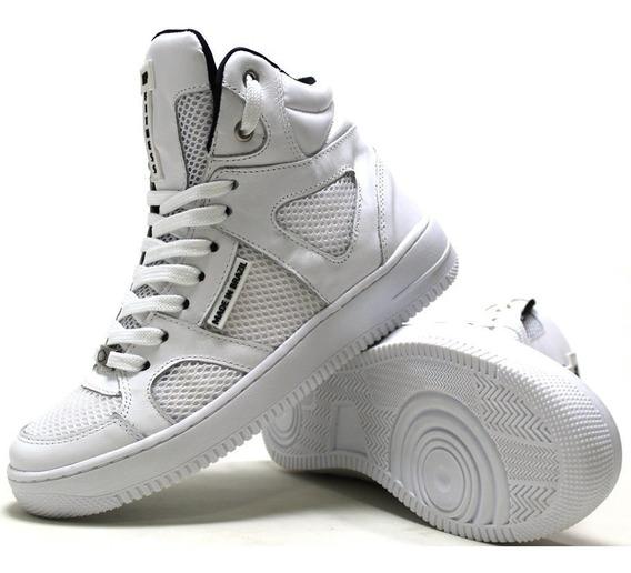 Tênis Botinha Top Fitness Sneakers Academia Supe Leve Treino