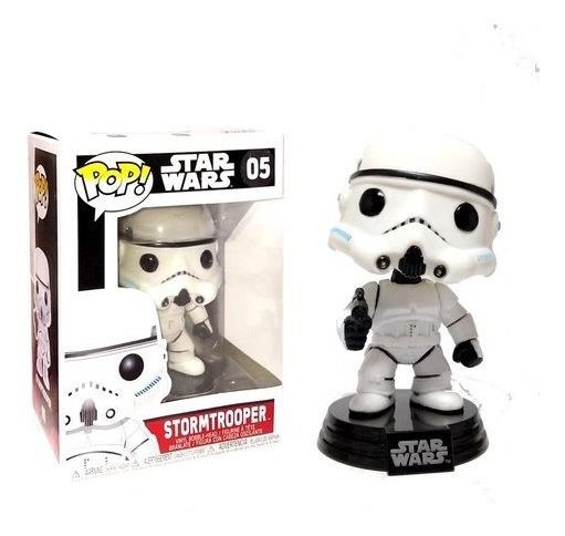 Funko Pop 05 Stormtrooper Star Wars