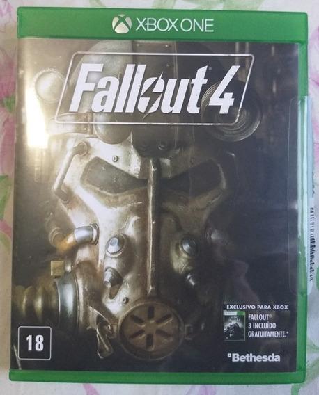 Fallout 4 Xbox One Mídia Física