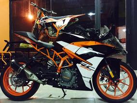 Ktm Moto Rc 390 0km 2017 Entrega Inmediata Sm Motos