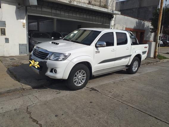 Toyota Hilux 3.0 Cd Srv Limited 171cv 4x4 5at 2015