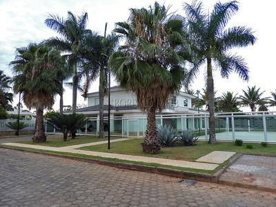 Park Way, Smpw Qd 05 - Belíssima Residencia Com Quadra De Tênis, Campo De Areia, Piscina, Sauna. - Villa95320