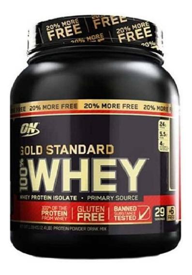 Whey Protein Gold Standard 100% 1,09kg (2,4 Lbs) - Optimum