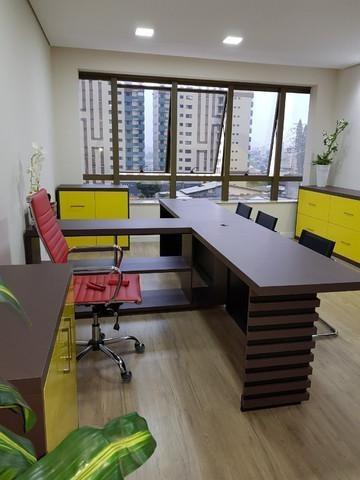Imagem 1 de 9 de Sala Para Alugar, 35 M² - Jardim - Santo André/sp - Sa4407