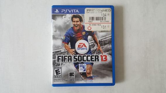 Fifa Soccer 13 - Ps Vita - Original